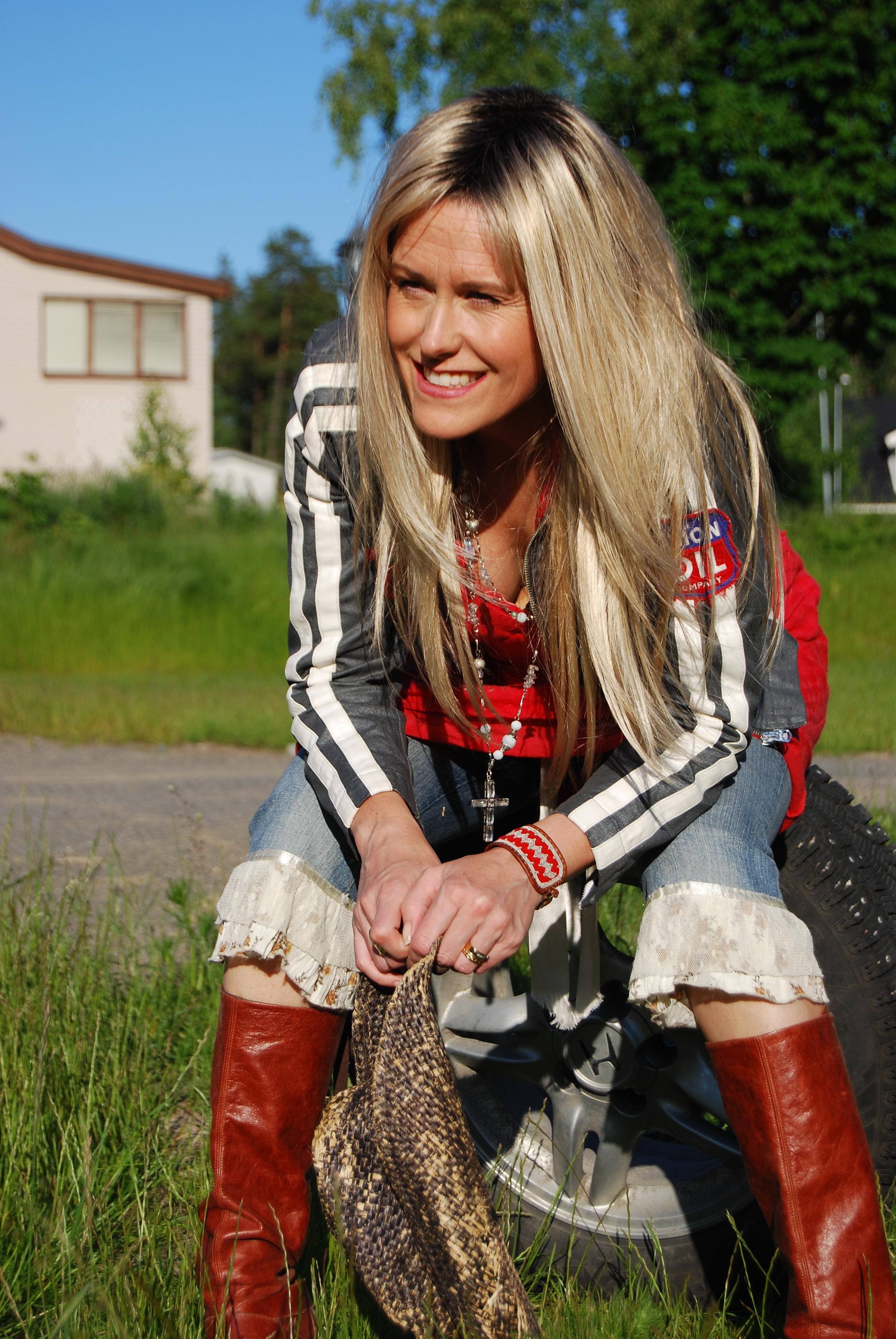 Annika ljungberg har andrat livsstil