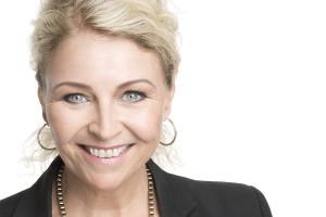 Lili Öst close up